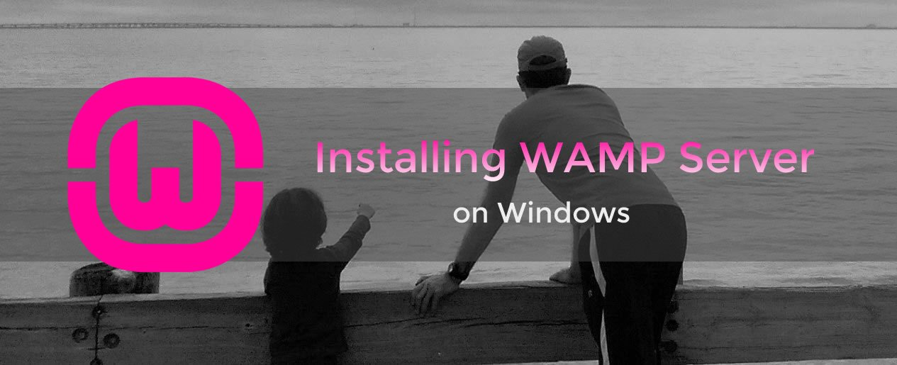 How to install wamp on windows vps