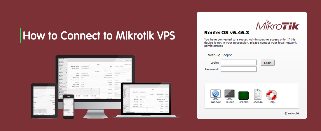 How to Connect Mikrotik VPS