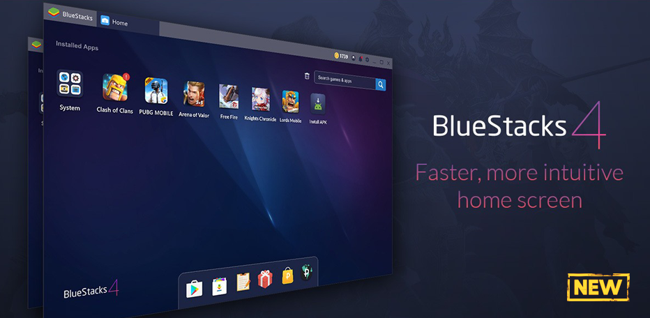 Bluestacks v4 on VPS