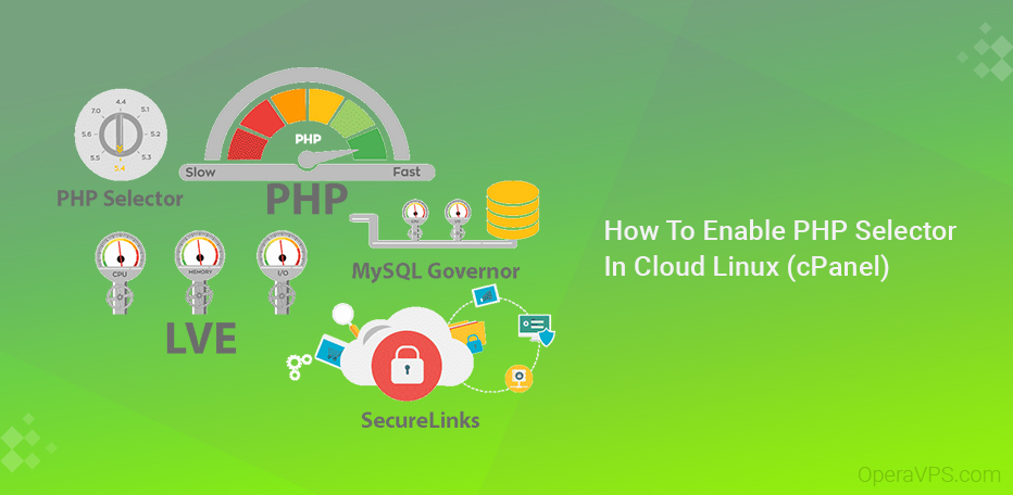 How To Enable PHP Selector In Cloud Linux