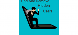 Find And Remove Hidden Users In Windows Server
