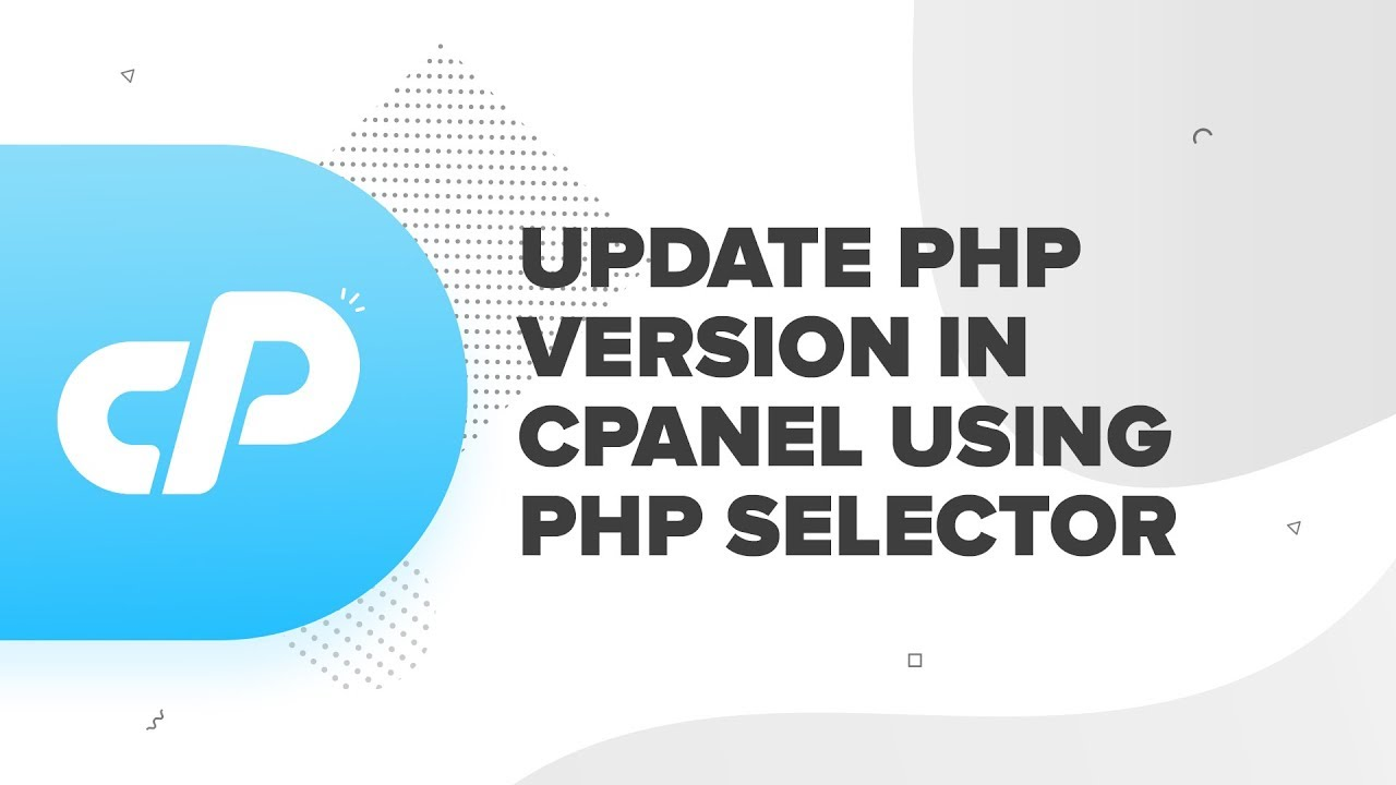 How to activate PHP selector in Cloud-Linux