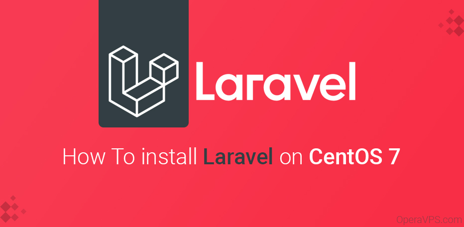 install laravel on centos