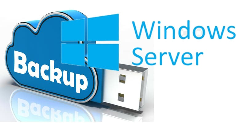 Get Backup In Windows Server 2019