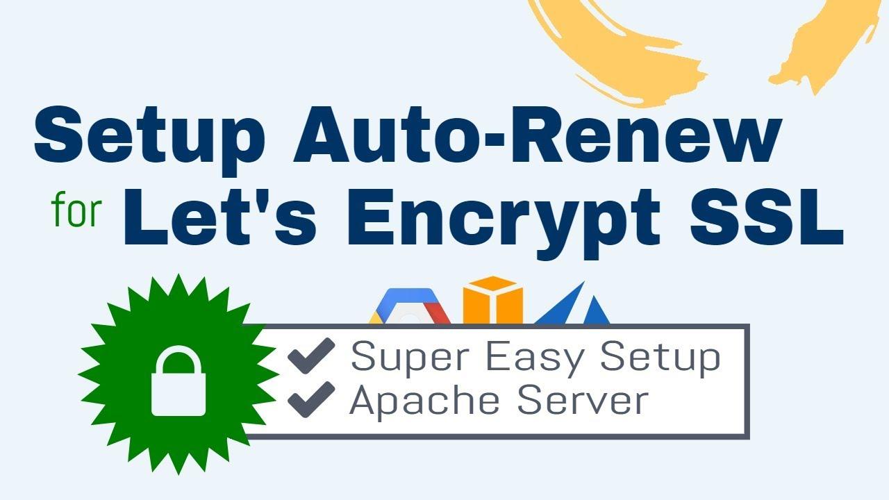 Let's Encrypt Auto Renew