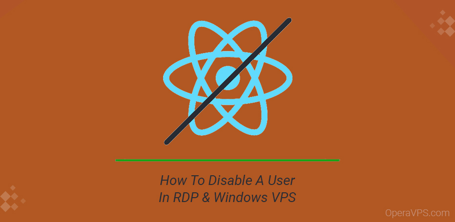 How To Disable A User In RDP