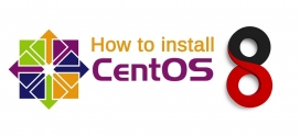 Visual tutorial of installing CentOS 8