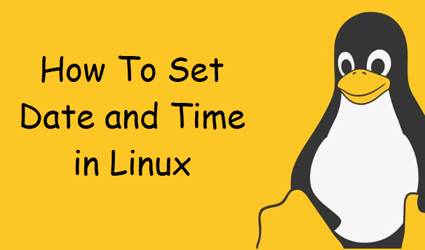 Timedatectl command to set the date – time and time zone of the system on Linux