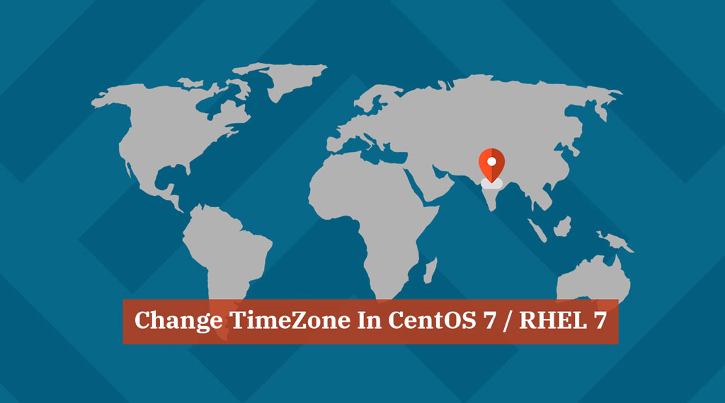Time-zone in Linux