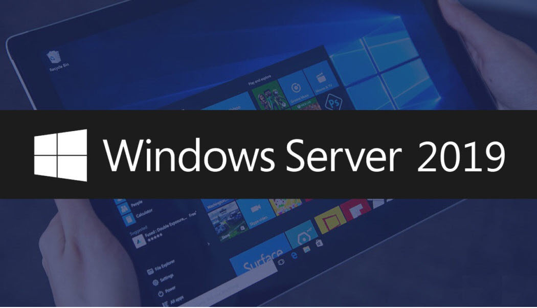 Windows servevr operating system