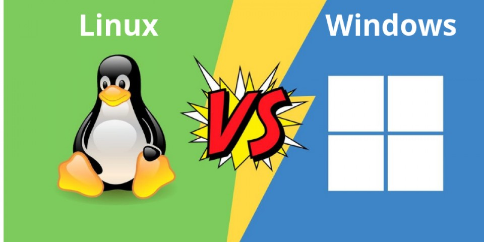linux vs windows operating system