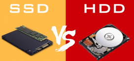Difference Between HDD And SSD Server