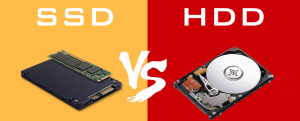 difference between ssd server and hdd server