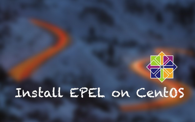 install epel repository on centos