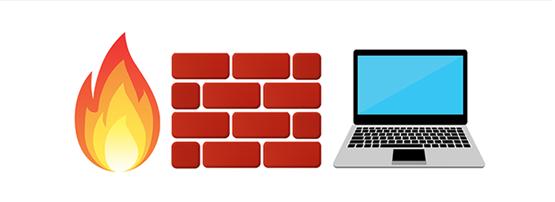 linux firewall commands