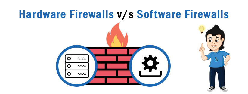 10 Differences Between Hardware And Software Firewall