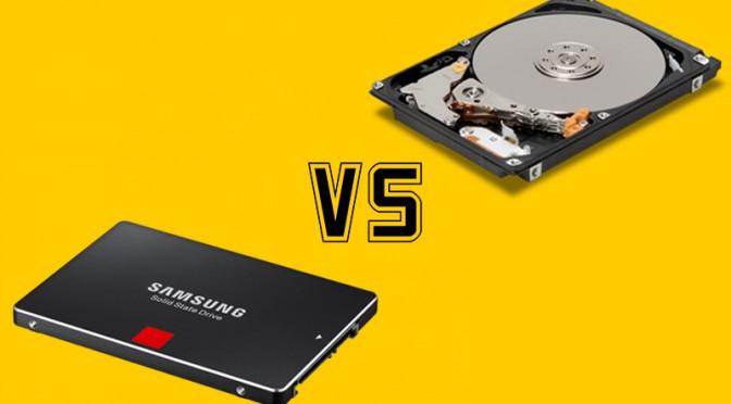 ssd server vs hdd server
