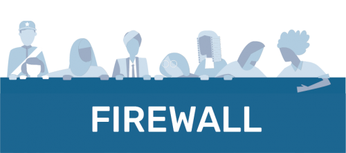 software firewall vs hardware features