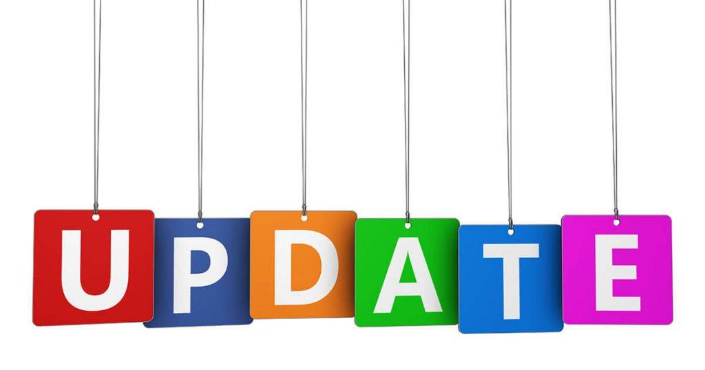 update Mikrotik VPN Server