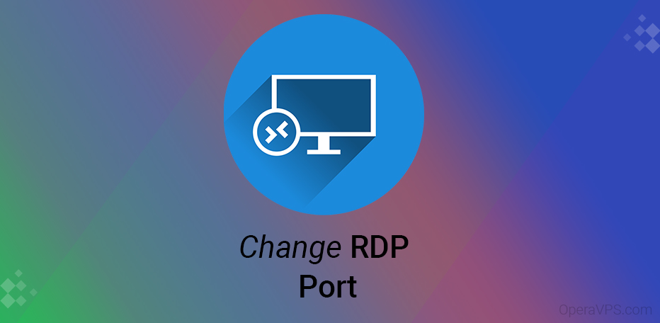 How to change the RDP port