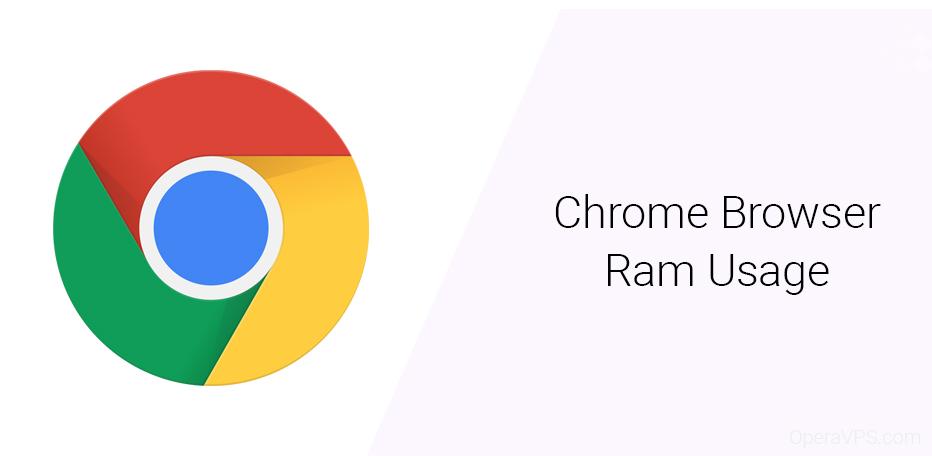 Chrome Browser RAM Usage
