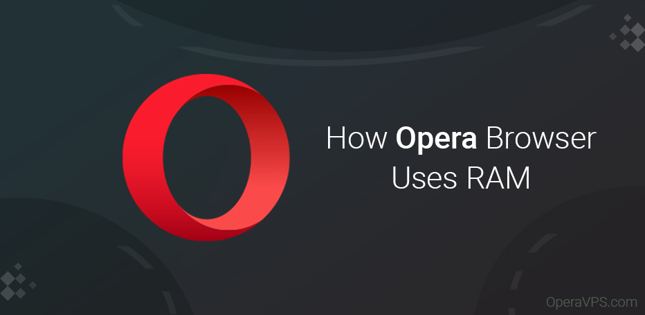 RAM Usage In Opera Browser