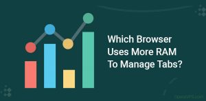 Which Browser Uses More RAM To Manage Tab