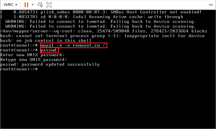 change permissions and change password in debian 9 and debian 10