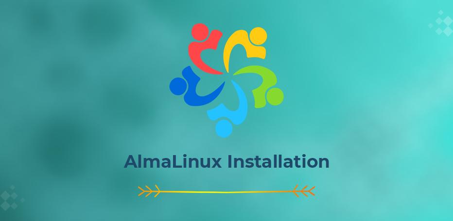 Install AlmaLinux