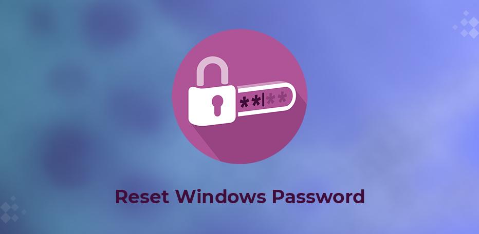 reset windows VPS password